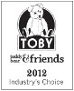 2012 TOBY Industry's Choice