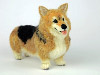 Custom needle felted Pembroke Welsh Corgi